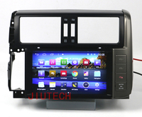 "7"" Andriod 4.4 Quad-Core HD 1024*600 Car DVD Player GPS for Toyota Land Cruiser Prado toyota dashboard 150 Series 2009"