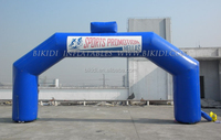 Sport promotional Inflatable archway, cheap inflatable arch K4053