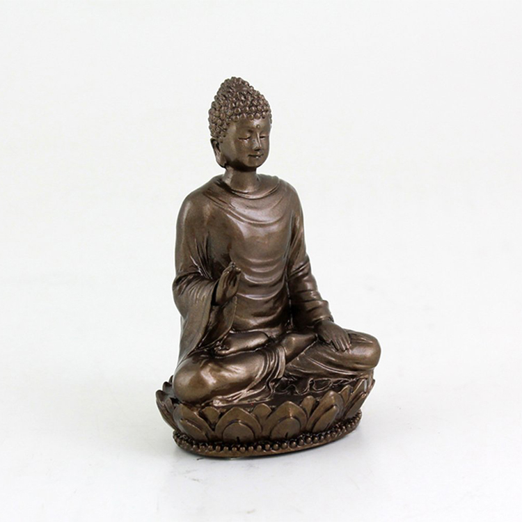 Wholesale Art Craft Decorations Resin Buddha Figures