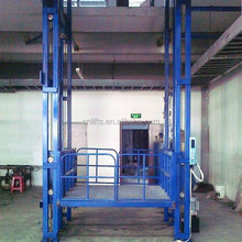 Hot Sale warehouse freight elevator hydraulic cargo lift