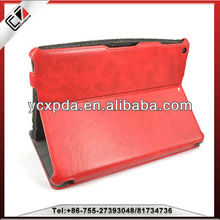 hot selling perfect fitting accessories for new ipad 5 leather case