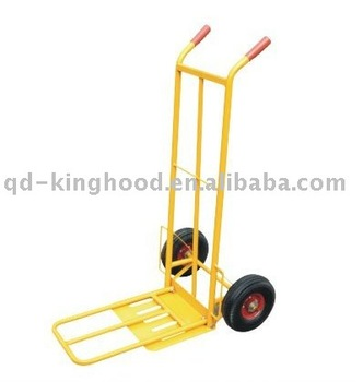 Dual footplate hand trolley HT1827