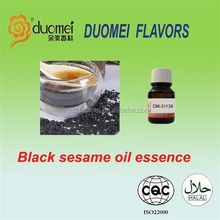 Black sesame oil flavor food essence enhancer for candy or edible oil