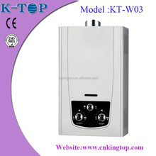 10 L wholesalers universal gas water heater with CE