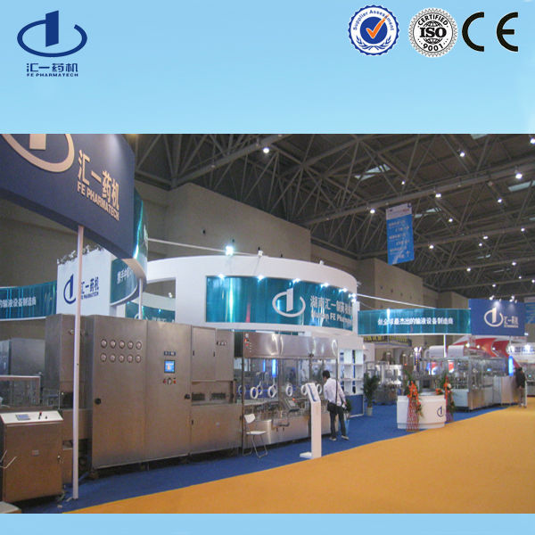 10ml Pharmaceutical Machinery equipment for Ampoule vaccine