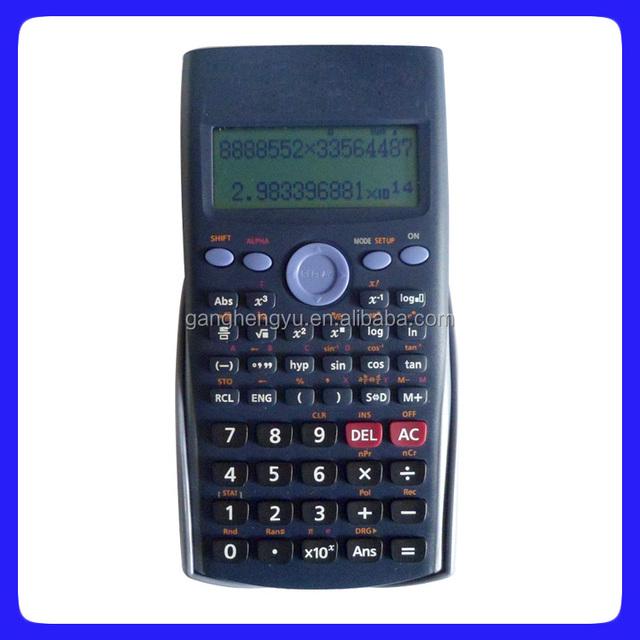 Hight quality multifunctional student scientific calculator fx-350es