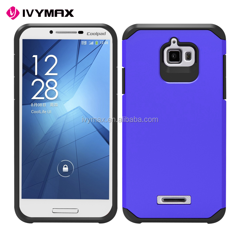 IVYMAX wholesale factory big discount durable slim armor mobile phone case for COOLPAD 3622A 3623