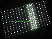 Ambient lights led light black curtain for advertising light box