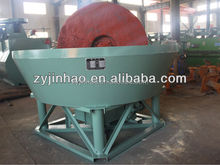Roller gold grinding machine wet pan mill with low price