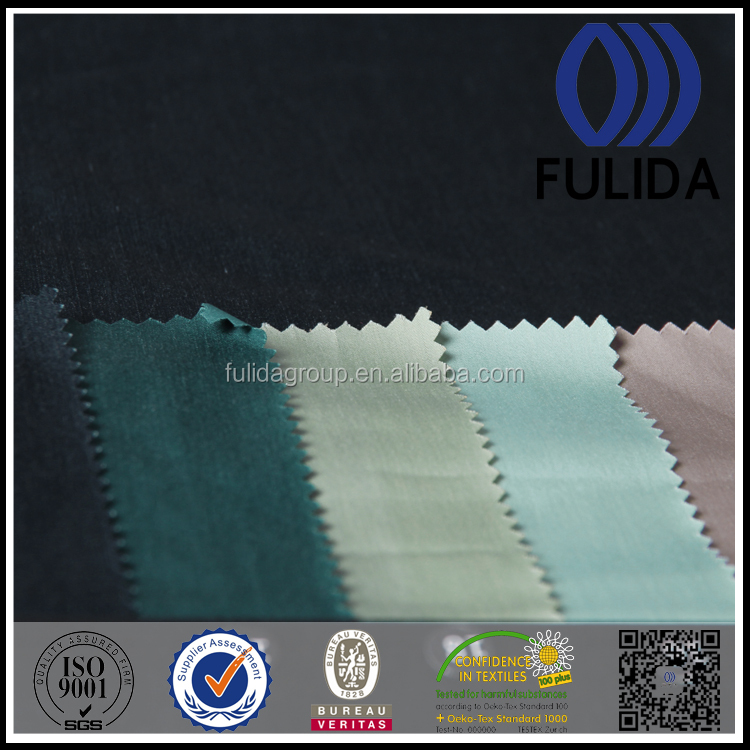 A series of color design tencel polyester nylon spandex fabric
