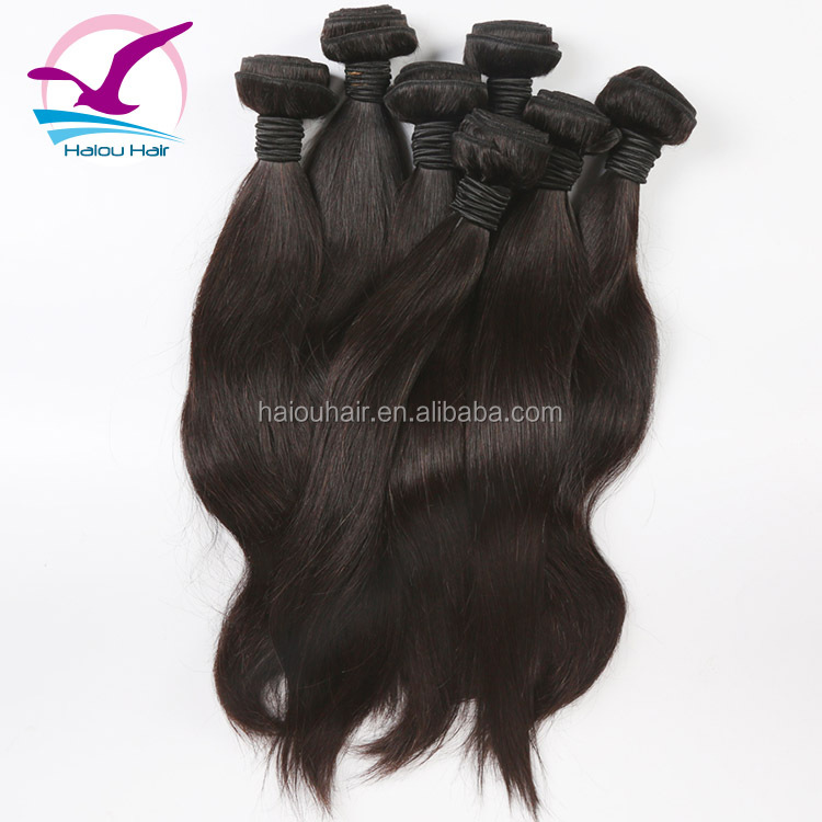 New Arrival Hot Sale Silky Straight Unprocessed Full Cuticle Aligned Hair