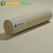 Heading Filter PPS ptfe membrane non woven needle punched filter felt