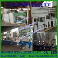 High efficient Rice milling machine price, perfect performance rice mill machine 0086-18037126904