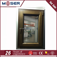 Australia standard AS2047 AS2208,America energy star wood frame window/ wood aluminum window
