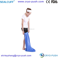 Waterproof Half Leg Cast Cover