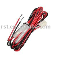 Walkie Talkie DC POWER CABLES for TK271 TK261 DC POWER CABLES