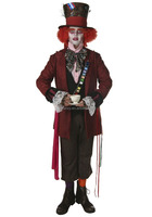 halloween sexy man costume mens sex for men authentic mad hatter costume unique carnival costumes QAMC-8167