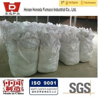 Hongda clay and high alumina refractory mortars