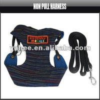 Non Pull Harness Pet Dog Harness + Leashes, YFP126A