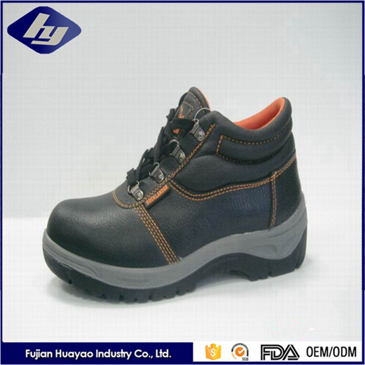 Wholesale Cheap Price Steel Toe Cap Work Waterproof Liberty Safety Shoes
