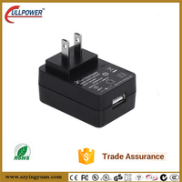 12v 1A High Quality Regulated UL Fcc Certified Ac-Dc Adapter Power Supply
