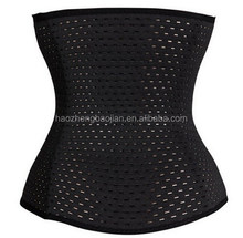 Comfortable Women Slimming Waist Trainer Corset For Waist Trimmer With Steel Boned