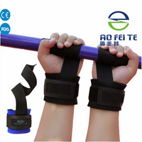 aofeite gym equipment wrist bands belt