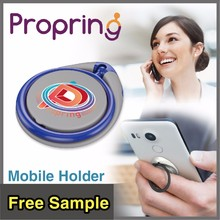 Best Quality Promotional Colorful Grip Sticky Mobile Phone Ring Holder