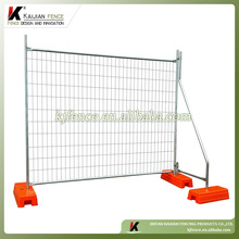 2.1m highx2.4m wide cheap price steel temporary fencing panel (KJT-02)