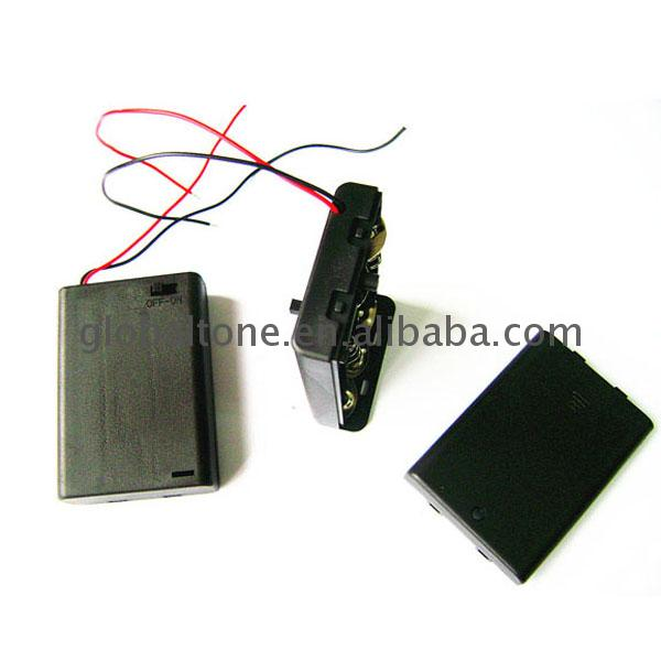 plastic battery box 24 aa Odm
