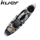Kuer kayak fishing pedal boat for sale