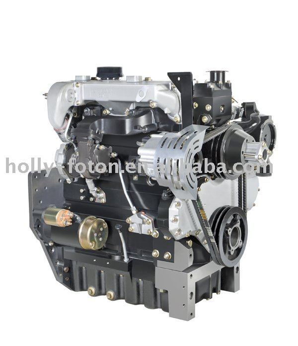 Lovol Construction Machinery Diesel Engines for agricultural