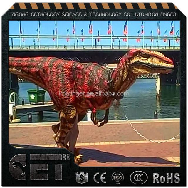 CET-2032 dinosaur costume inflatable Artificial Dinosaur Costumes