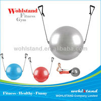 Fitness Gym 65cm Gymnastic Ball with Grips
