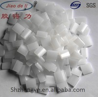 White Hot Melt Adhesive Glue for packaging