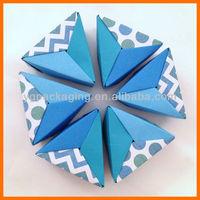 2015 New Custom Design Paper Paking Box Cardboard Box
