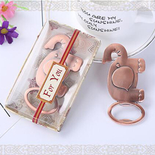 Sacred elephant shape opener indian wedding return gift party decoration