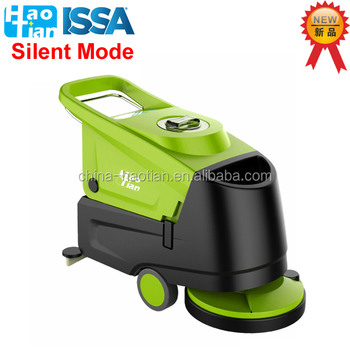 New developed HaoTian HT-56 auto floor scrubber machine (Silent Mode)