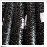 14 gauge galvanized pvc coated hexagonal wire mesh manufacture