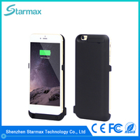 Extend the battery usage 8200mAh external power case for iphone 6 plus