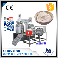 Micmachinery high shear and CE approved MIC-150L hair shampoo making machine