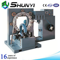 Automatic arch mini strapping machine