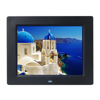 8 Inch Multifunction Mimic Mini Photo Digital Frame