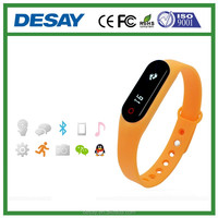 Desay Call/SMS Remind SUOTA Function Smart Bracelet DS-B101for iOS 7.0 + Android 4.3 + BT4.0
