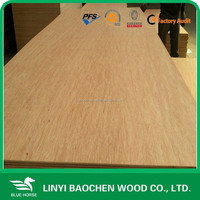 plywood china/Linyi best price Ordinary commercial plywood 5.2mm/6mm/9mm/12mm/15mm/18mm