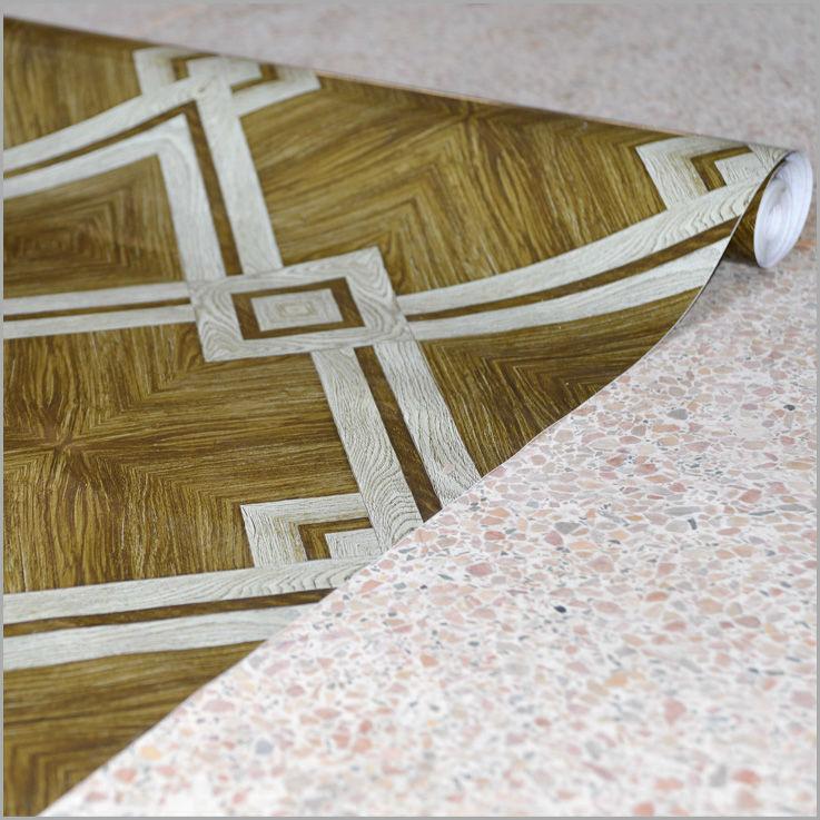 De espesor en contacto con auto papel adhesivo de papel - Papel decorativo para muebles ...