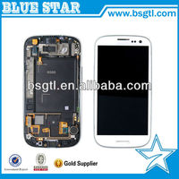 For Galaxy S3 iii i9300 lcd touch screen digitizer assembly