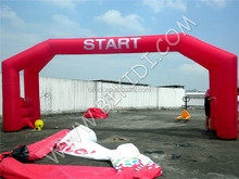 inflatable advertising archway/ inflatable finish line arch/ racing start line arch