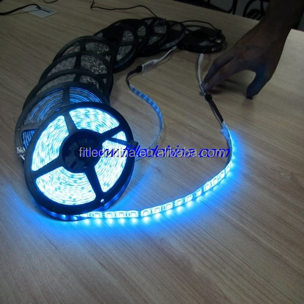 hot sale super bright 5050 RGB led rigid strip light 24V