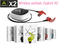 JayBird X2 BlueBuds In-Ear headsets Sports earphones Wireless Bluetooth Headphones Midnight Storm Ice Fire Charge Alpha